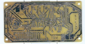 جهاز الكشف عن المعادن Clone PI-AVR