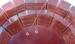 تصميم ملف بحث عنكبوتي Spider Coil للأجهزة النبضية