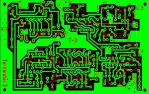جهاز كشف المعادن Terminator-3